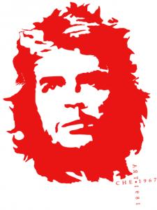 Che Rimbaud et d'autres design de ma facture ! dans Non classé CHE-red-225x300