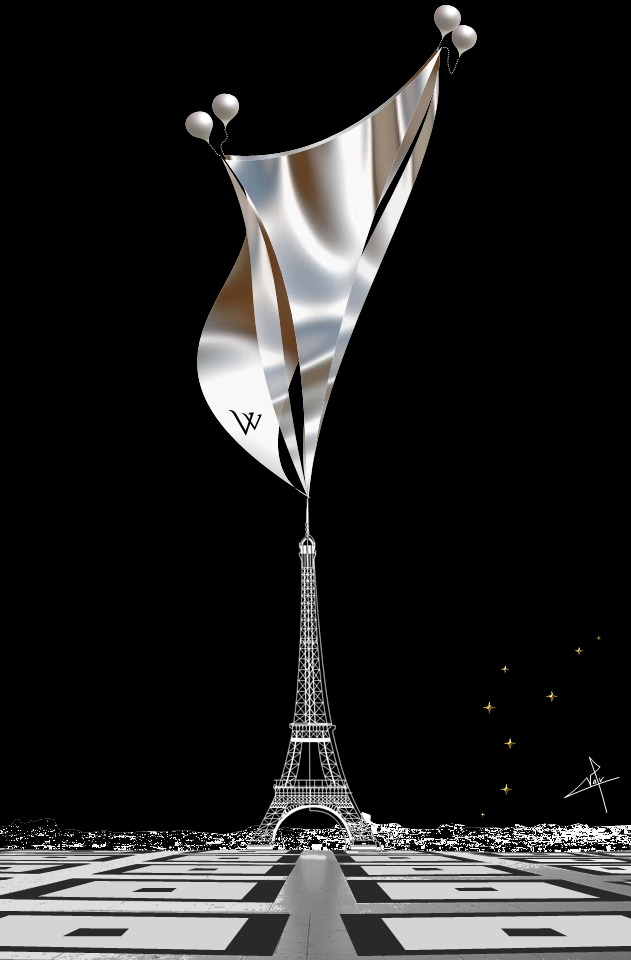Toile Eiffel